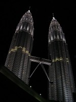 Petronas Towers - Night