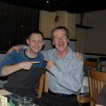 Gary and Alan
