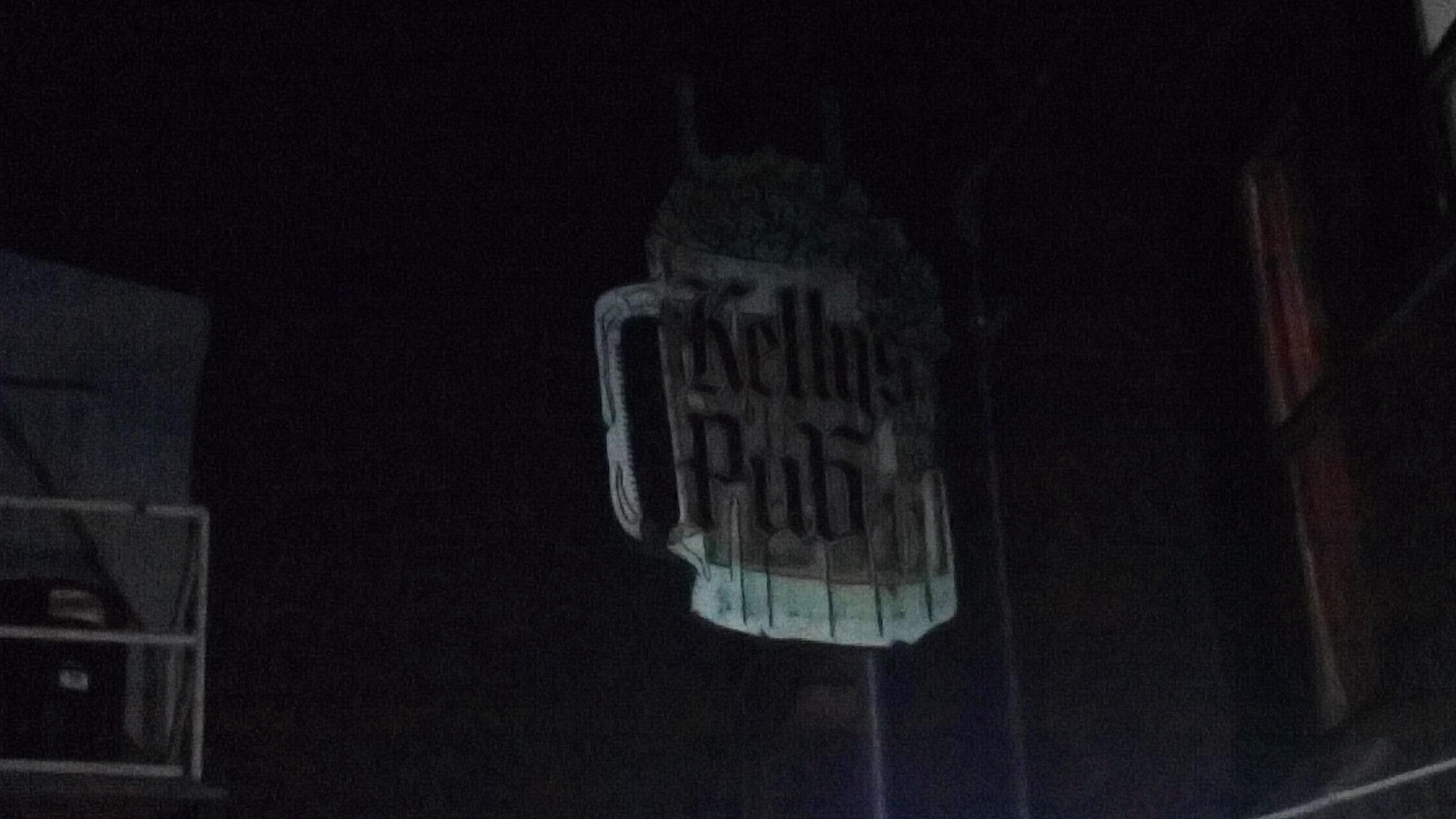 A pub sign