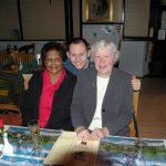 Judy, Gary and Ann